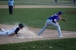 Baseball Varsity Vinton-Shellsburg vs East Marshall 2014-5734