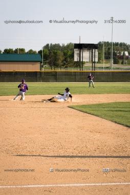 Baseball Varsity Vinton-Shellsburg vs East Marshall 2014-5747