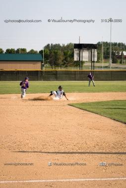 Baseball Varsity Vinton-Shellsburg vs East Marshall 2014-5748