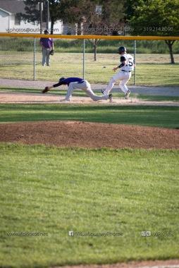 Baseball Varsity Vinton-Shellsburg vs East Marshall 2014-5764