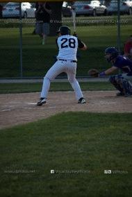 Baseball Varsity Vinton-Shellsburg vs East Marshall 2014-5783