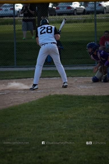 Baseball Varsity Vinton-Shellsburg vs East Marshall 2014-5787