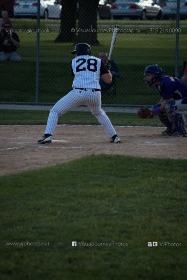 Baseball Varsity Vinton-Shellsburg vs East Marshall 2014-5788
