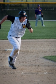 Baseball Varsity Vinton-Shellsburg vs East Marshall 2014-5800