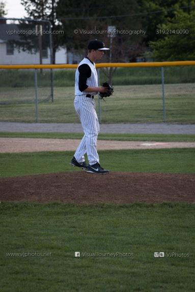 Baseball Varsity Vinton-Shellsburg vs East Marshall 2014-5815