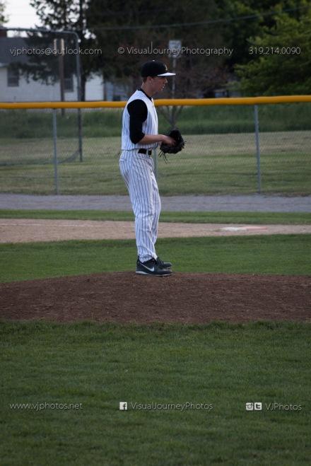 Baseball Varsity Vinton-Shellsburg vs East Marshall 2014-5816