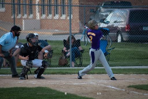 Baseball Varsity Vinton-Shellsburg vs East Marshall 2014-5820