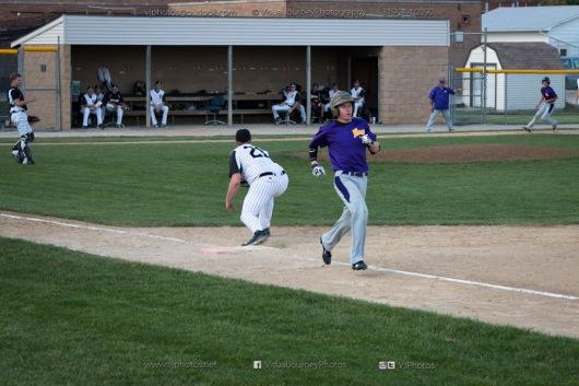 Baseball Varsity Vinton-Shellsburg vs East Marshall 2014-5823