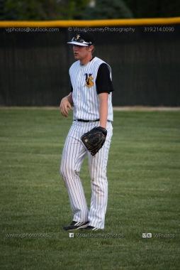 Baseball Varsity Vinton-Shellsburg vs East Marshall 2014-5831