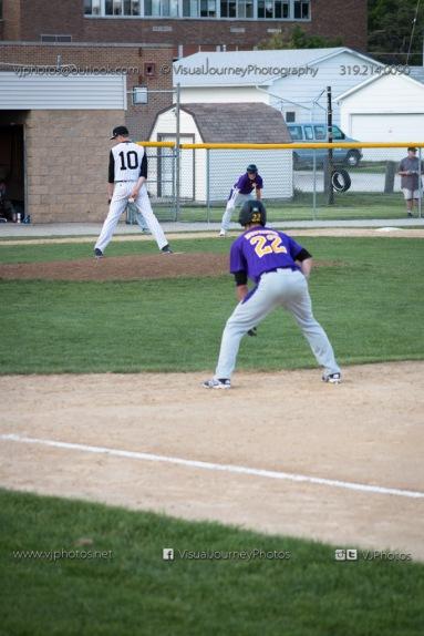Baseball Varsity Vinton-Shellsburg vs East Marshall 2014-5833