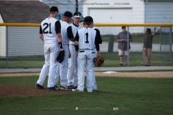 Baseball Varsity Vinton-Shellsburg vs East Marshall 2014-5835