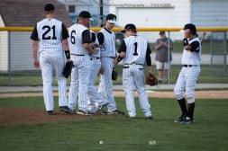 Baseball Varsity Vinton-Shellsburg vs East Marshall 2014-5836