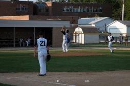 Baseball Varsity Vinton-Shellsburg vs East Marshall 2014-5856
