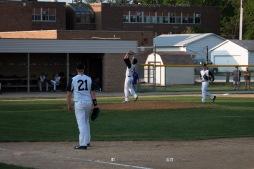 Baseball Varsity Vinton-Shellsburg vs East Marshall 2014-5857