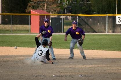 Baseball Varsity Vinton-Shellsburg vs East Marshall 2014-5873