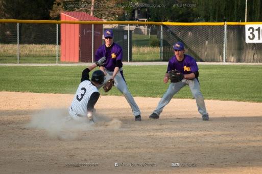 Baseball Varsity Vinton-Shellsburg vs East Marshall 2014-5874