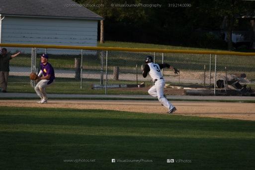 Baseball Varsity Vinton-Shellsburg vs East Marshall 2014-5882