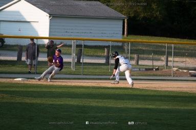 Baseball Varsity Vinton-Shellsburg vs East Marshall 2014-5883