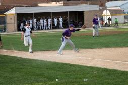 Baseball Varsity Vinton-Shellsburg vs East Marshall 2014-5909