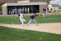 Baseball Varsity Vinton-Shellsburg vs East Marshall 2014-5911