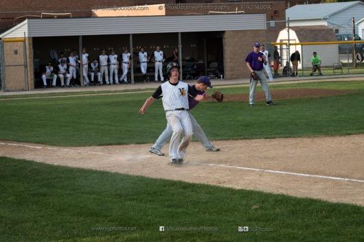 Baseball Varsity Vinton-Shellsburg vs East Marshall 2014-5913