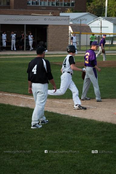 Baseball Varsity Vinton-Shellsburg vs East Marshall 2014-5927