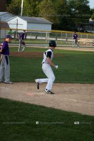 Baseball Varsity Vinton-Shellsburg vs East Marshall 2014-5929
