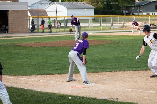 Baseball Varsity Vinton-Shellsburg vs East Marshall 2014-5934