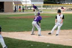 Baseball Varsity Vinton-Shellsburg vs East Marshall 2014-5936