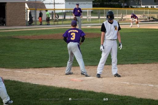 Baseball Varsity Vinton-Shellsburg vs East Marshall 2014-5942