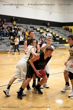 Boys Soph Center Point-Urbana vs Waverly Shell Rock-1109