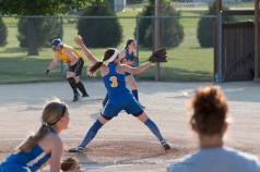 Softball Level 2 Vinton Shellsburg vs Benton Community 2014-6361