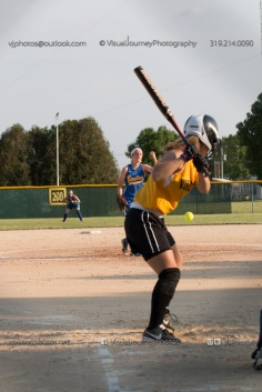 Softball Level 2 Vinton Shellsburg vs Benton Community 2014-6464