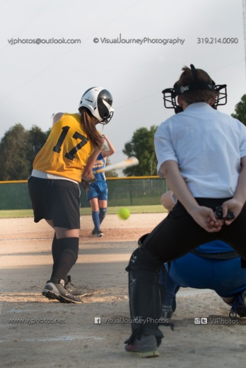 Softball Level 2 Vinton Shellsburg vs Benton Community 2014-6480