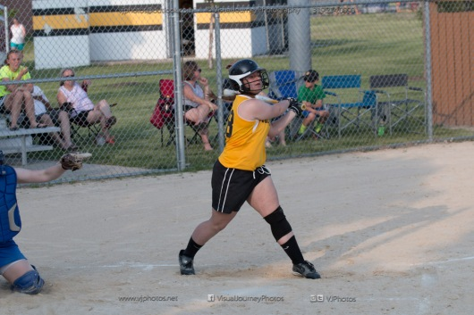 Softball Level 2 Vinton Shellsburg vs Benton Community 2014-6500