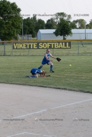 Softball Level 2 Vinton Shellsburg vs Benton Community 2014-6510