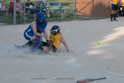 Softball Level 2 Vinton Shellsburg vs Benton Community 2014-6636