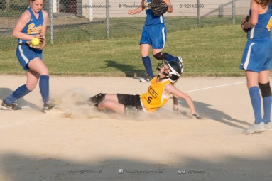 Softball Level 2 Vinton Shellsburg vs Benton Community 2014-6649