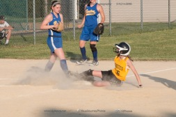 Softball Level 2 Vinton Shellsburg vs Benton Community 2014-6652