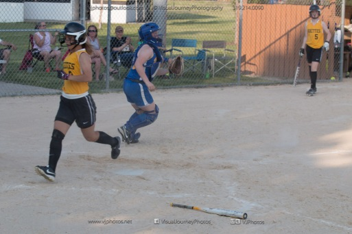 Softball Level 2 Vinton Shellsburg vs Benton Community 2014-6658