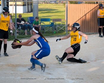 Softball Level 2 Vinton Shellsburg vs Benton Community 2014-6660