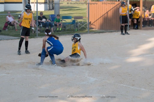 Softball Level 2 Vinton Shellsburg vs Benton Community 2014-6661
