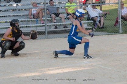 Softball Level 2 Vinton Shellsburg vs Benton Community 2014-6670