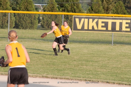 Softball Level 2 Vinton Shellsburg vs Benton Community 2014-6709