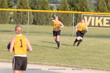 Softball Level 2 Vinton Shellsburg vs Benton Community 2014-6713
