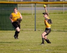 Softball Level 2 Vinton Shellsburg vs Benton Community 2014-6729