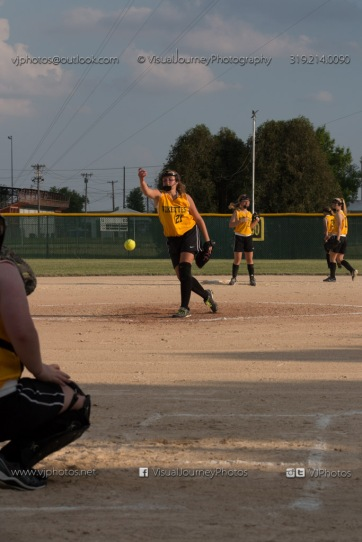 Softball Level 3 Vinton-Shellsburg vs Williamsburg 2014-5984