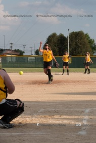 Softball Level 3 Vinton-Shellsburg vs Williamsburg 2014-5985