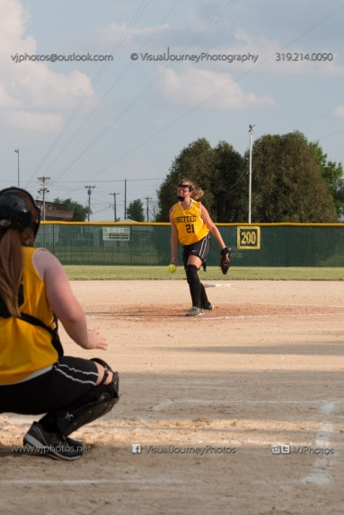 Softball Level 3 Vinton-Shellsburg vs Williamsburg 2014-5989
