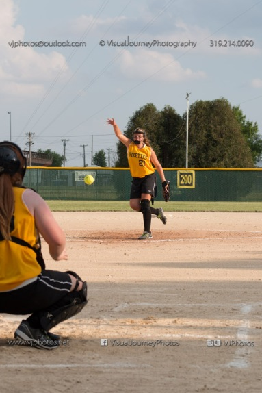Softball Level 3 Vinton-Shellsburg vs Williamsburg 2014-5990